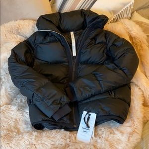 Lululemon Cloudscape jacket - Black / size 4